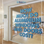 How much do aluminum windows and doors costs